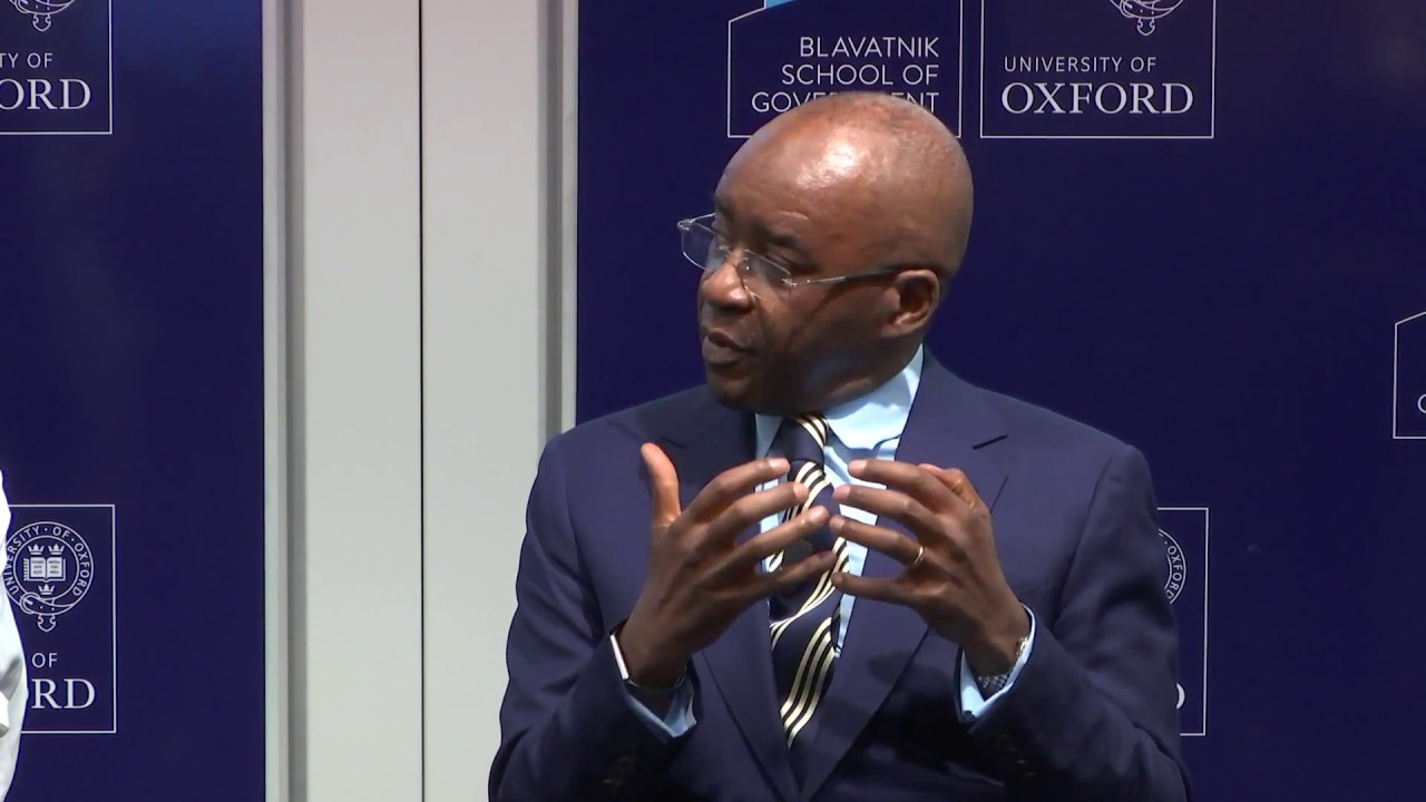 Strive Masiyiwa - Creating Wakanda